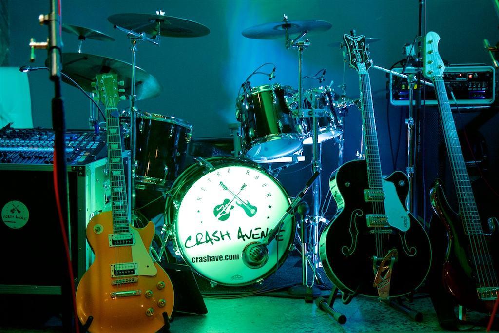 Crash Avenue instruments